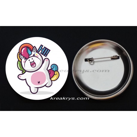 Badge Collection Licorne
