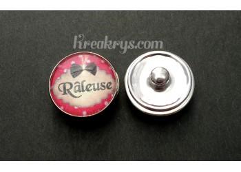 Bouton pression qualité & défaut : Râleuse