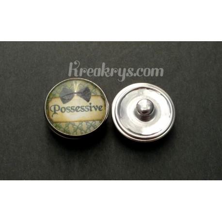 Bouton pression qualité & défaut : Possessive