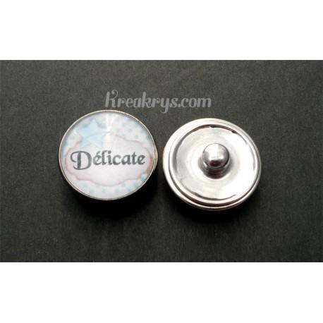 Bouton pression qualité & défaut : Délicate