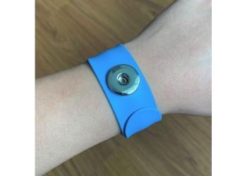 Bracelet pression clap poignet