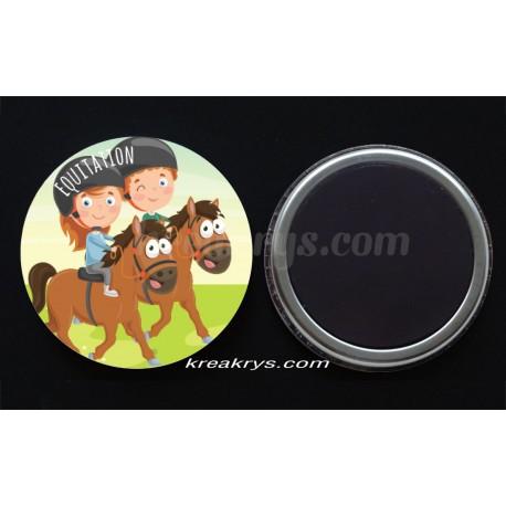 """""""Ma routine-activité"""" : équitation"""
