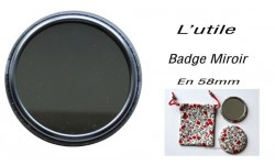 Badges Miroirs