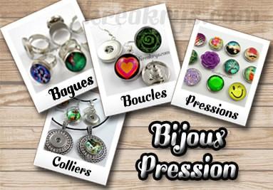 Bijoux Pressions